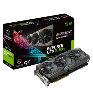 Best Graphics Card For 4K - NVIDIA GTX 1080 Ti