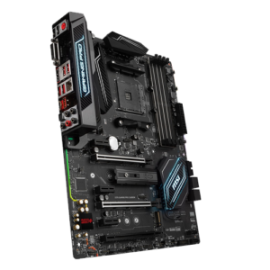 Best Motherboard For AMD - MSI X370 Gaming Pro Carbo