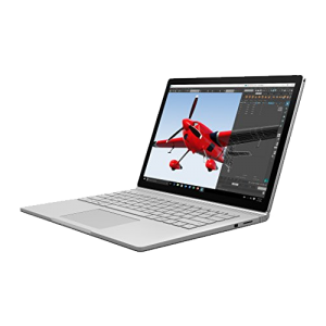 Best Laptops In Overall Performance - Microsoft Surface Book
