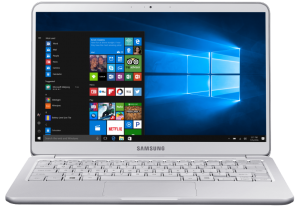 Best Laptops Mobility - Samsung Notebook 9 15 Ext