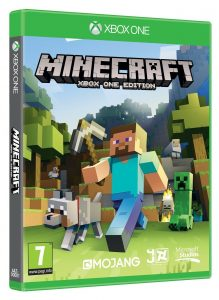 Minecraft - Best Xbox Game For Kids