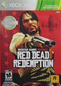 Red Dead Redemption - Best Backword Compatible Game
