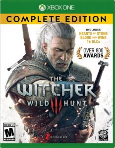 The Witcher 3 - Must Play Xbox One Game