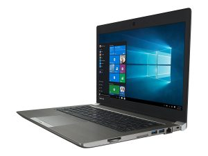 Toshiba Portege Z30-C-138 - The Best Laptop For Programming