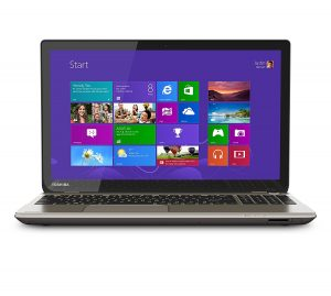 Toshiba Satellite P55T-B5262 - Best Gaming Laptops Under 400