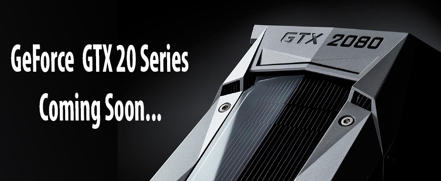 Nvidia GeForce GTX 20 series