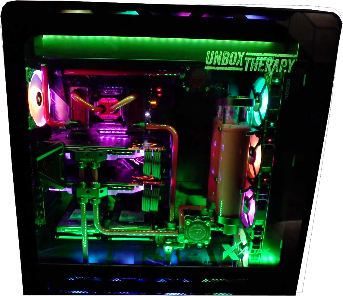 Most Expensive Gaming Pc By Xidax Gaming Pcs Gaming Pc Guru