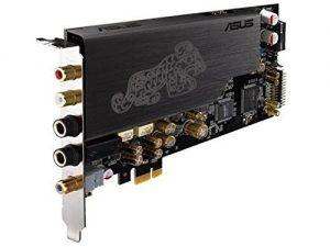 Asus Essence STX II - Asus Premium best Sound Card