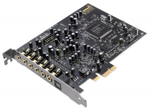 Creative Sound Blaster Audigy Rx - Budget Gaming Sound Card