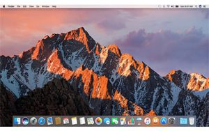 macos operating system