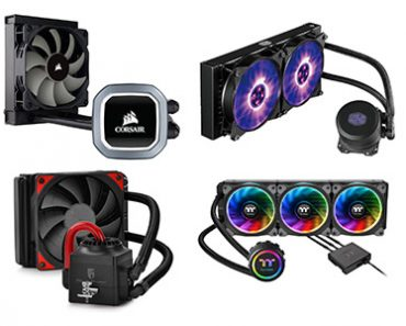 Best Liquid CPU Cooler 2018 - Ultimate Buying Guide For Liquid Cooler