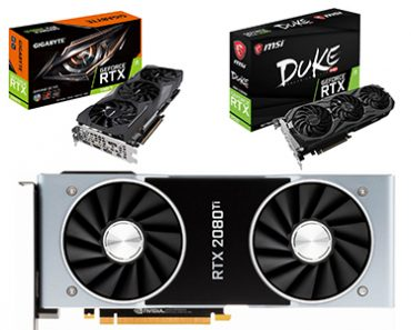 GeForce RTX 20 series graphics card