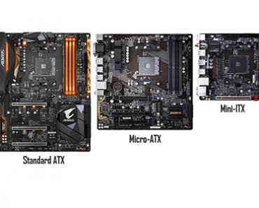 Motherboard ATX vs micro ATX vs mini ATX Which is the best motherboard