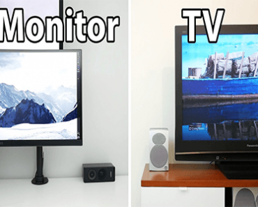 monitor vs tv